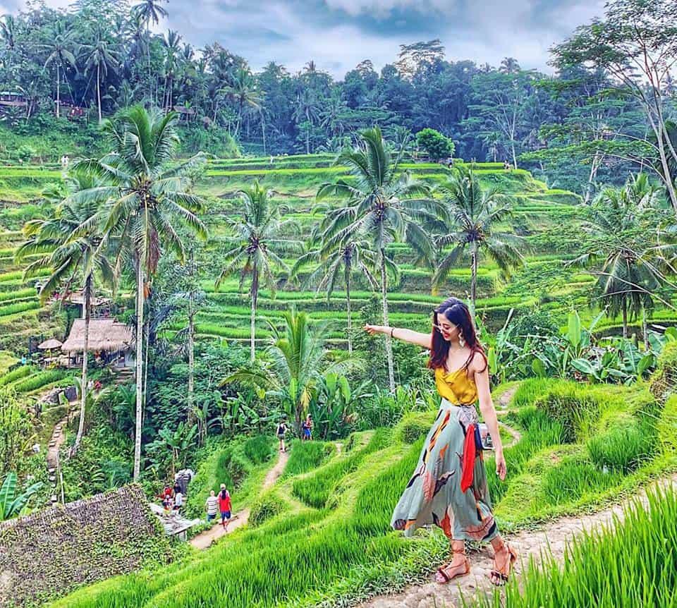 điểm checkin ở Bali