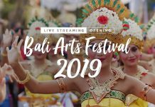 lễ hội ở Bali Indonesia