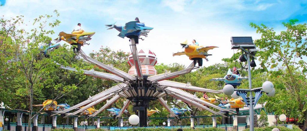 công viên ở Jakarta