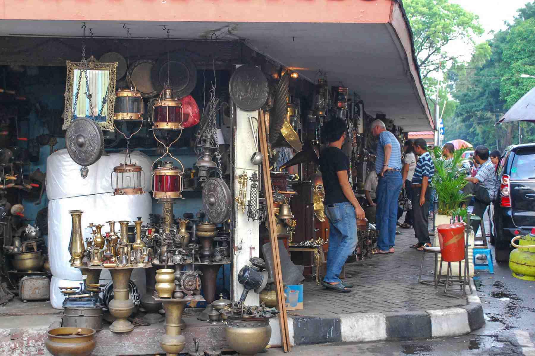 Địa điểm mua sắm ở Jakarta