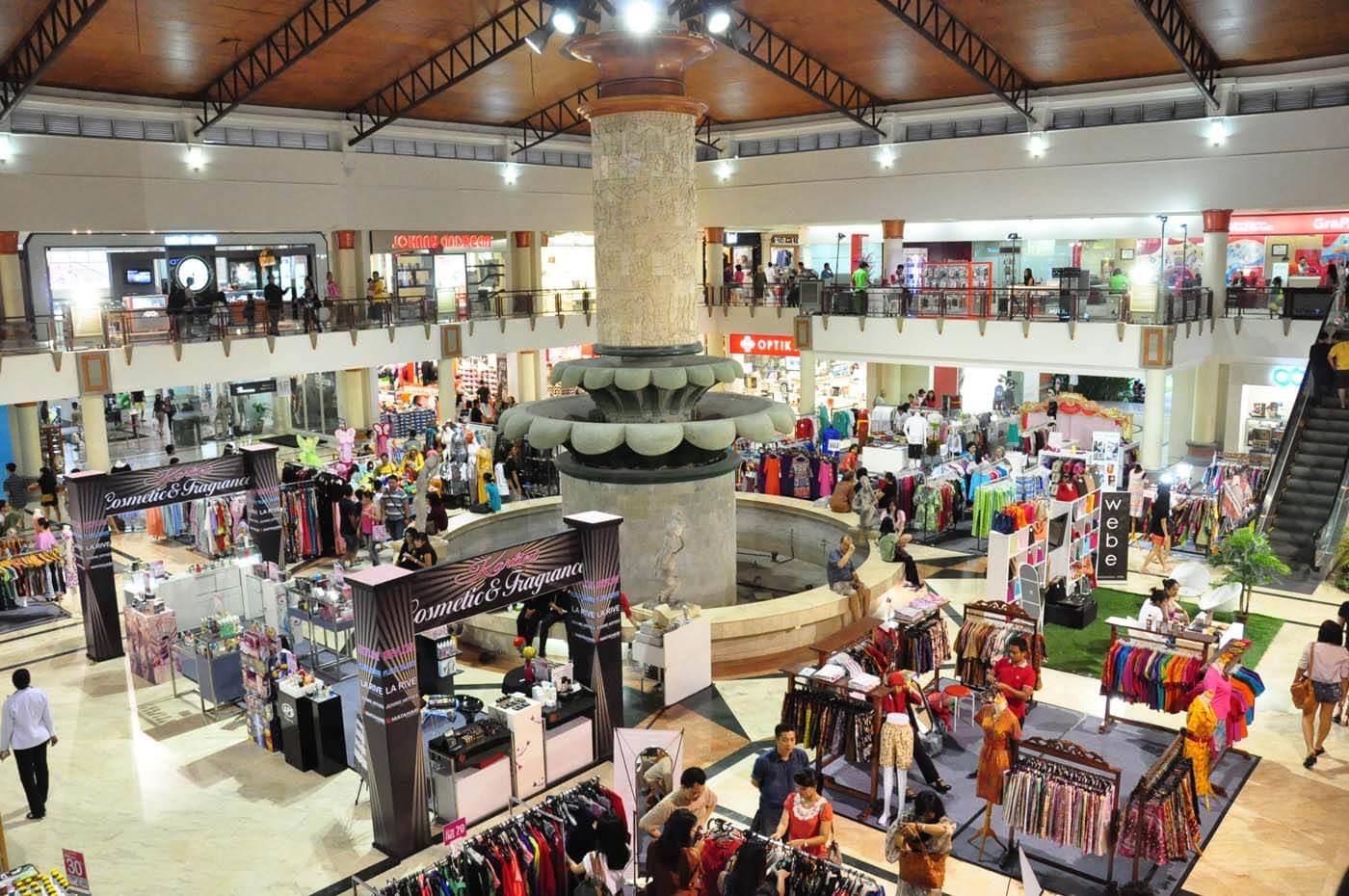 Địa chỉ mua sắm ở Bali