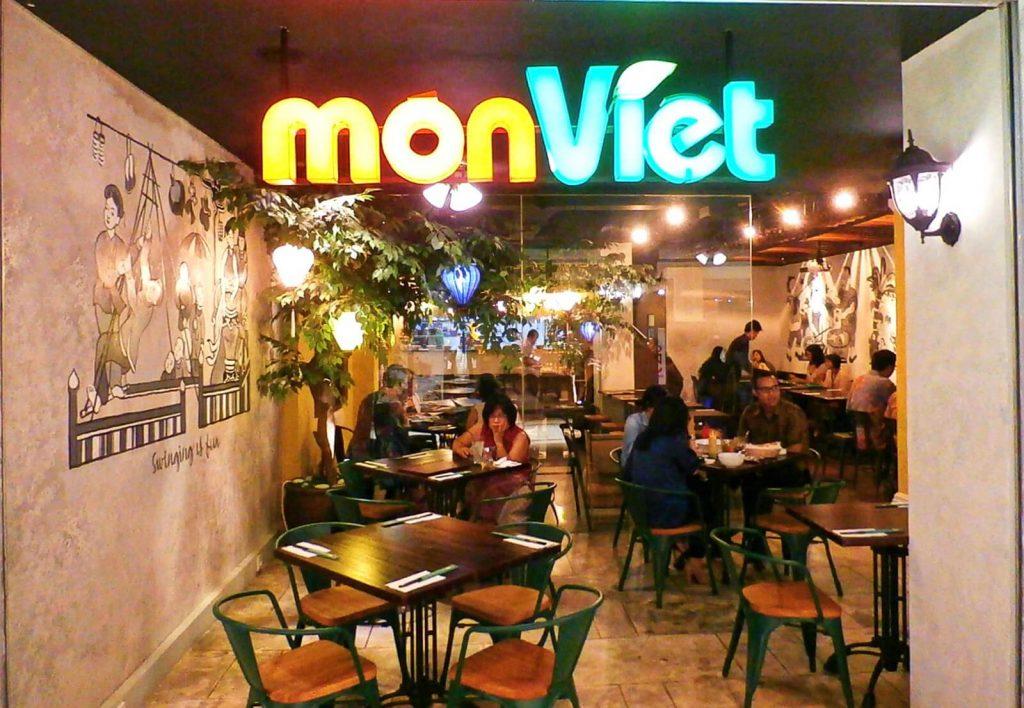 nhà hàng Việt ở Jakarta