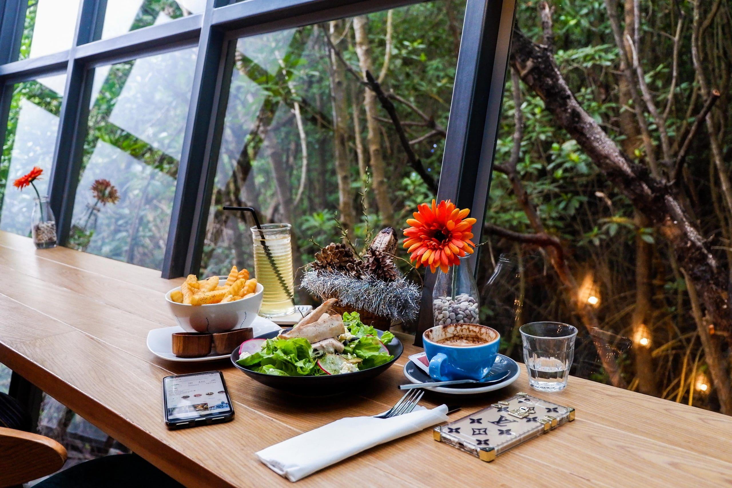 Quán Cafe View Đẹp Ở Bali
