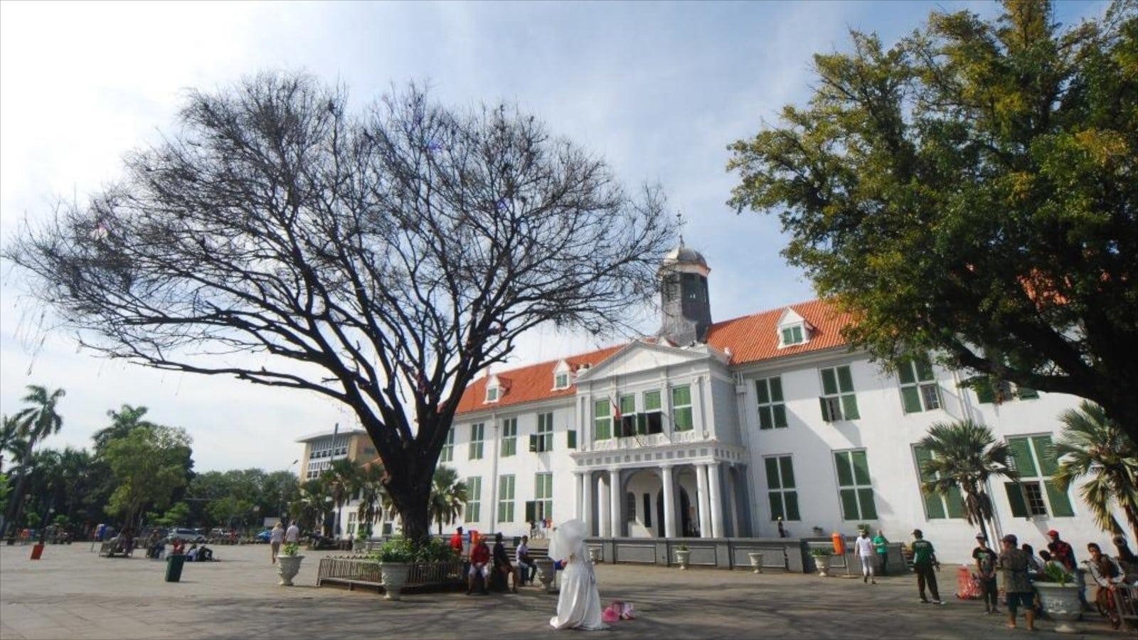 điểm tham quan ở Jakarta