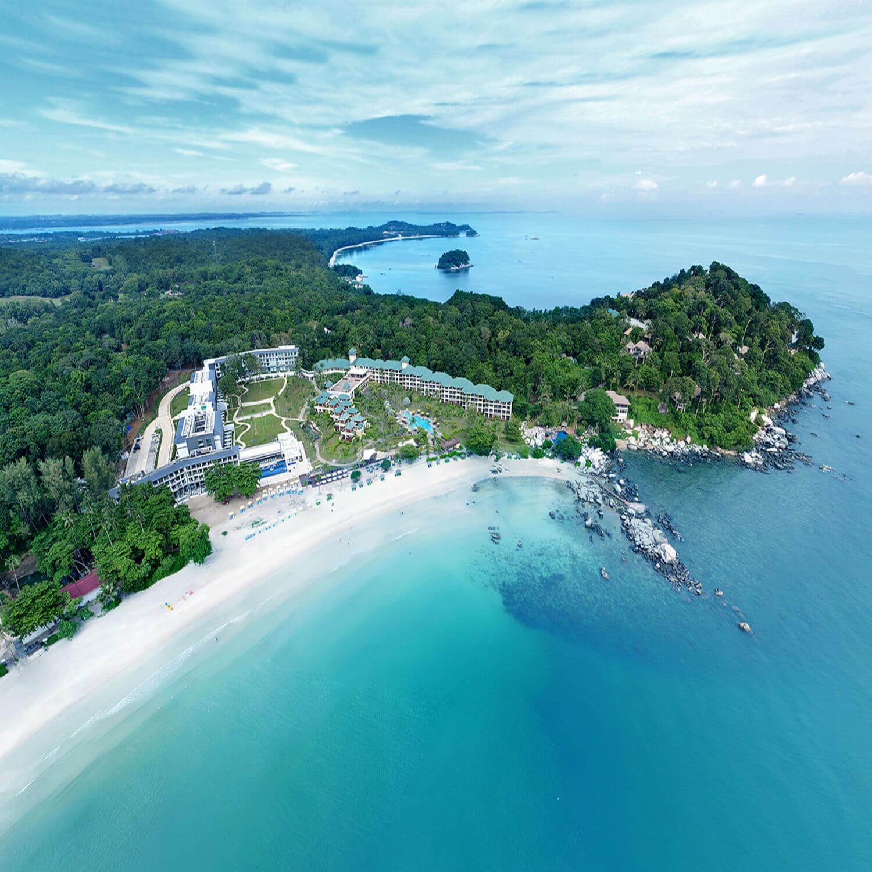 du lịch đảo Bintan Indonesia