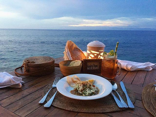 Nhà Hàng Hải Sản Ở Bali