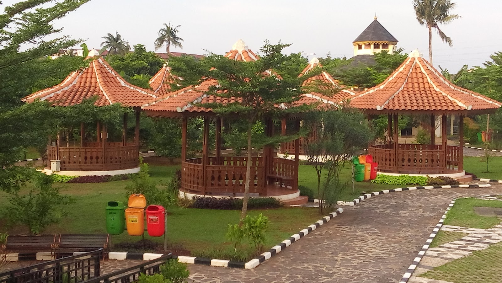 du lịch Jakarta ở Indonesia