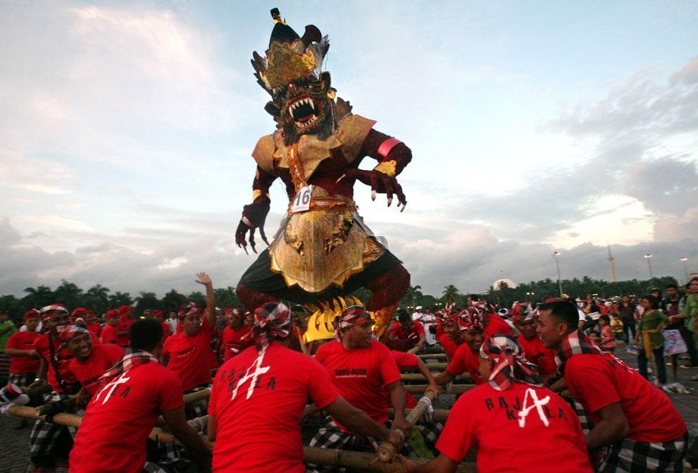 Lễ Hội Ở Indonesia