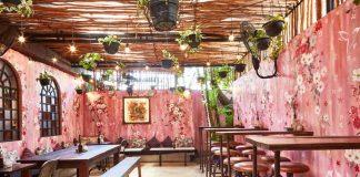 quán cafe không gian đẹp ở Bali